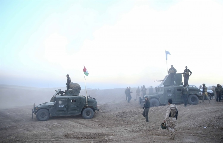 Musul'u kurtarma operasyonunda şiddetli çatışma 56