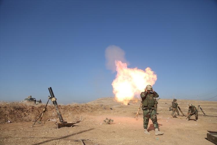 Musul'u kurtarma operasyonunda şiddetli çatışma 57