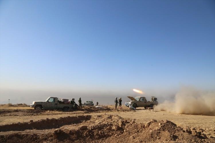 Musul'u kurtarma operasyonunda şiddetli çatışma 58