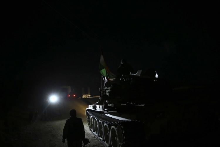 Musul'u kurtarma operasyonunda şiddetli çatışma 6
