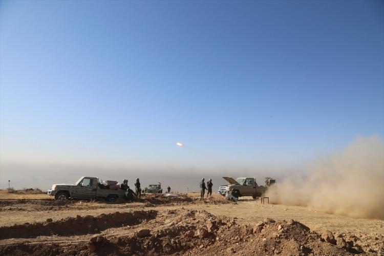 Musul'u kurtarma operasyonunda şiddetli çatışma 60