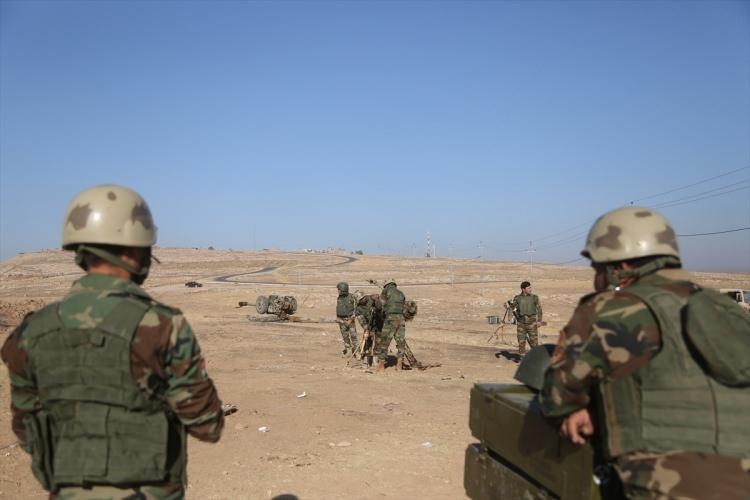 Musul'u kurtarma operasyonunda şiddetli çatışma 61