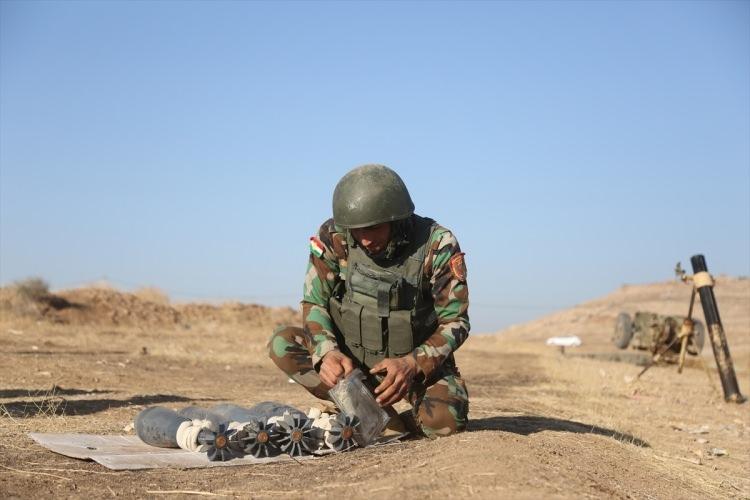 Musul'u kurtarma operasyonunda şiddetli çatışma 62