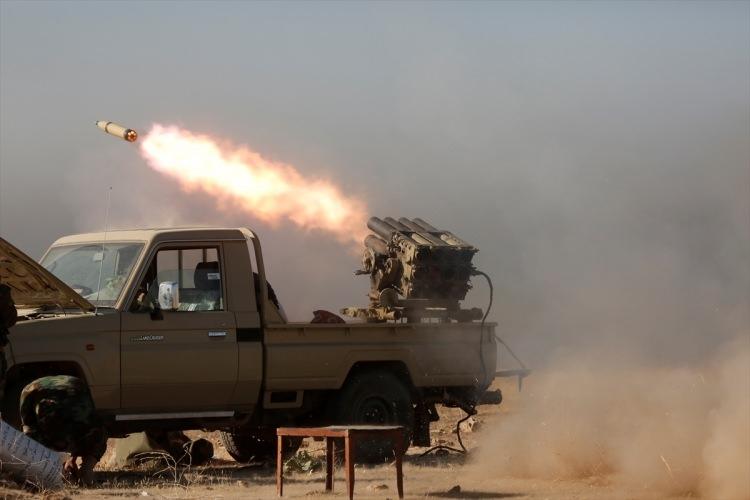 Musul'u kurtarma operasyonunda şiddetli çatışma 63
