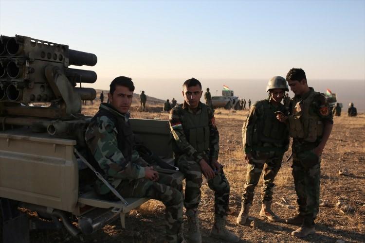 Musul'u kurtarma operasyonunda şiddetli çatışma 66