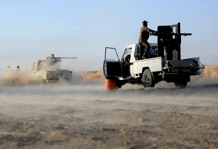 Musul'u kurtarma operasyonunda şiddetli çatışma 69