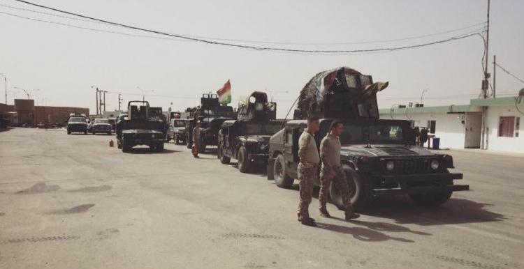 Musul'u kurtarma operasyonunda şiddetli çatışma 7
