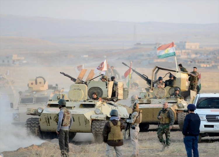 Musul'u kurtarma operasyonunda şiddetli çatışma 71