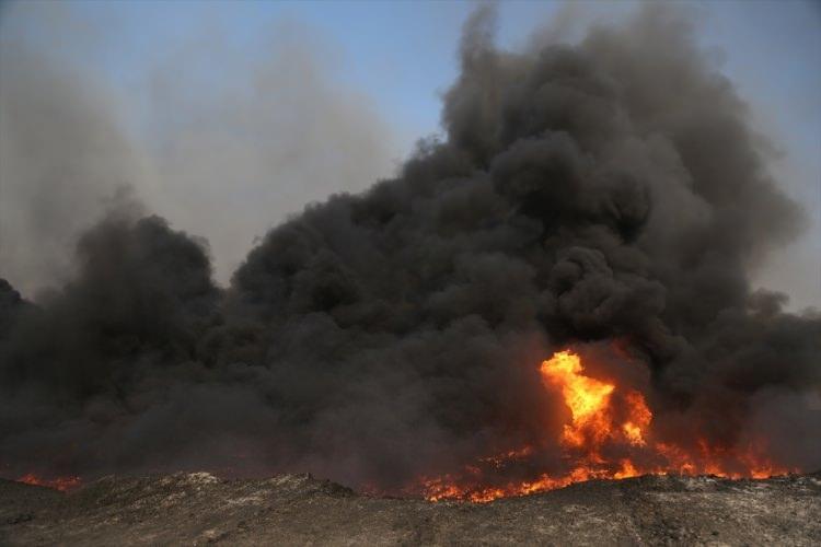 Musul'u kurtarma operasyonunda şiddetli çatışma 8