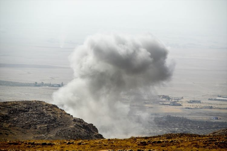 Musul'u kurtarma operasyonunda şiddetli çatışma 9