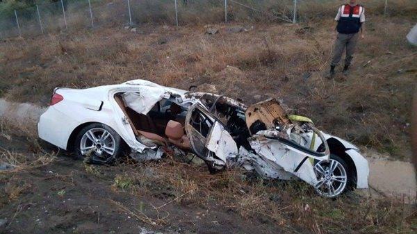 Yüksek hızla yapılmış 10 feci kaza 2