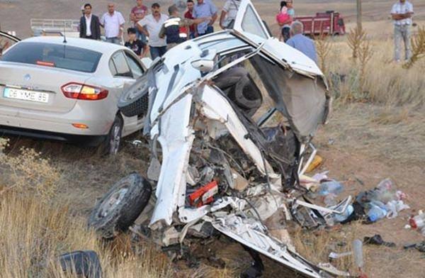 Yüksek hızla yapılmış 10 feci kaza 4