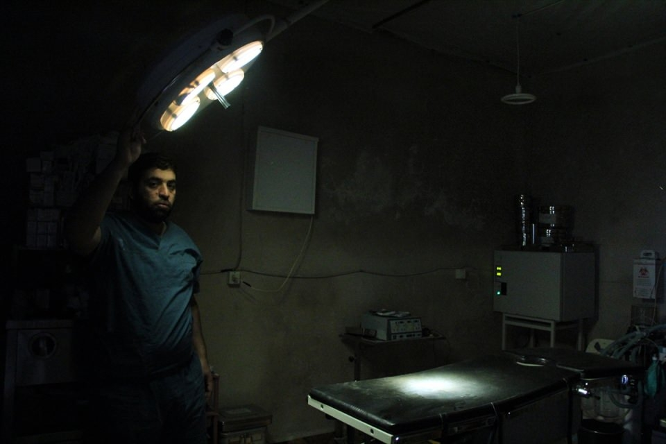 Türkmendağı'nın 'Yer altı hastanesi' 19