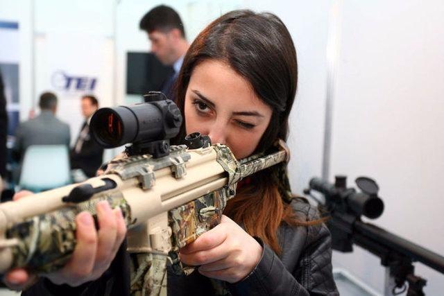 Yüzde 100 yerli silahlar 113