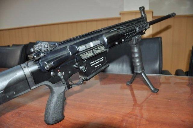 Yüzde 100 yerli silahlar 91