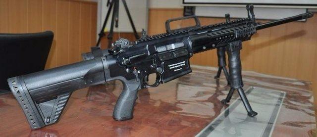 Yüzde 100 yerli silahlar 95