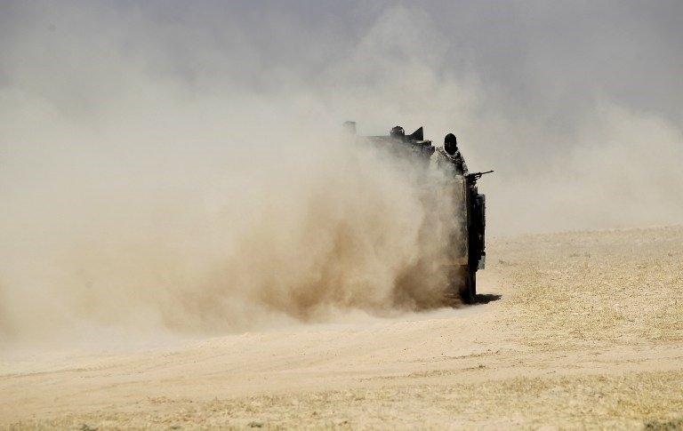 Peşmerge komutanı: Musul iki ay içinde... 12