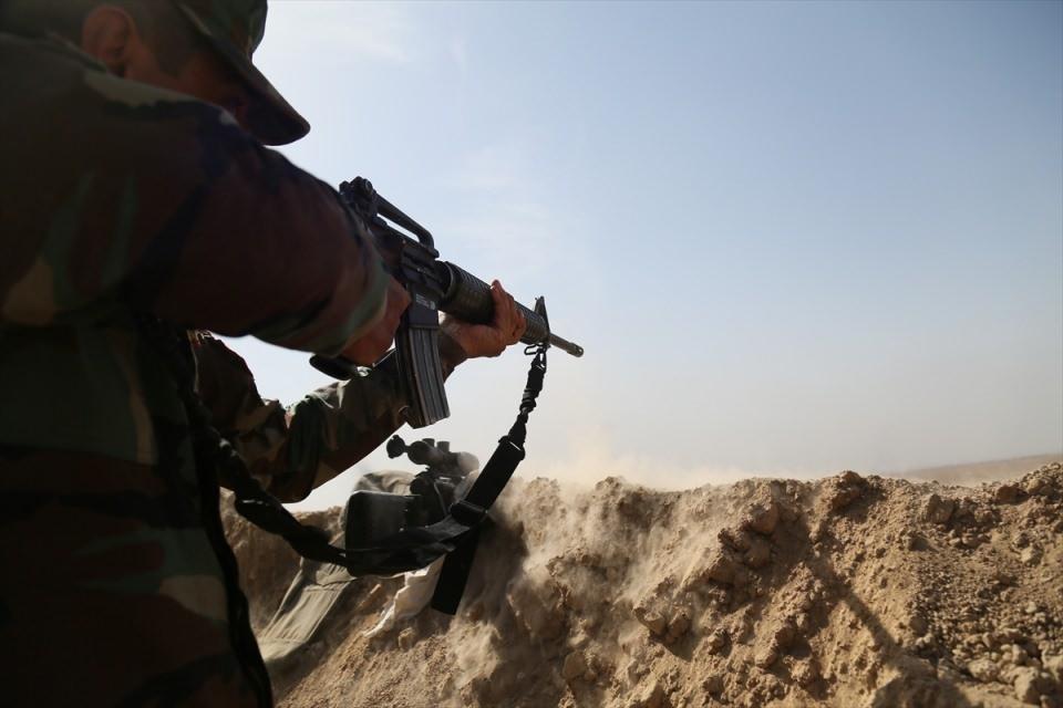 Peşmerge komutanı: Musul iki ay içinde... 58