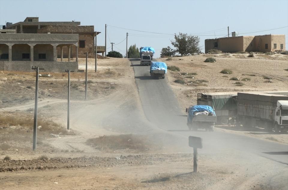 Esed katliamından kaçıp köy kurdular 16