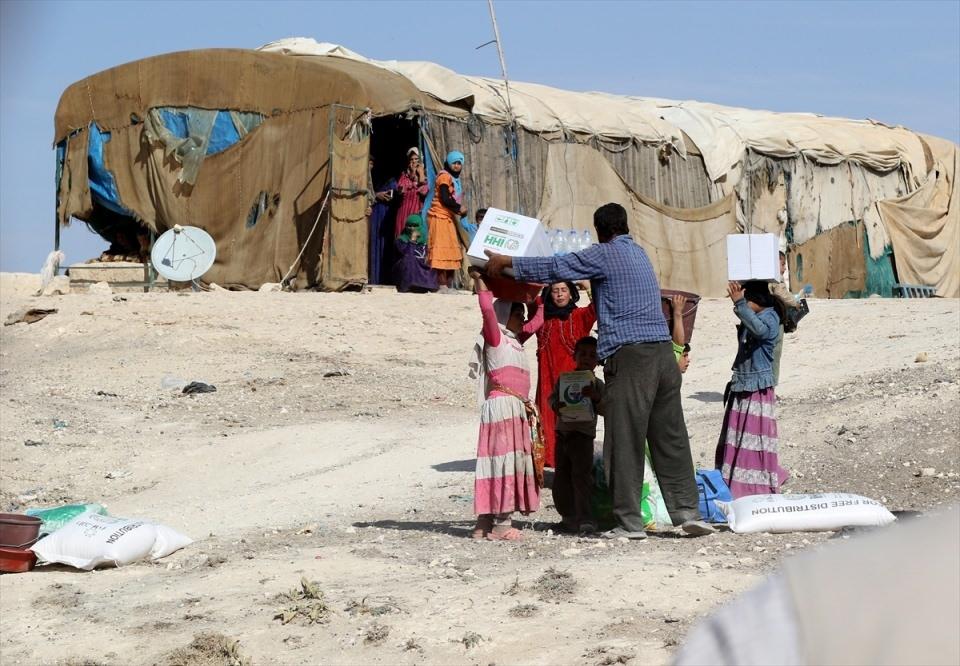 Esed katliamından kaçıp köy kurdular 18
