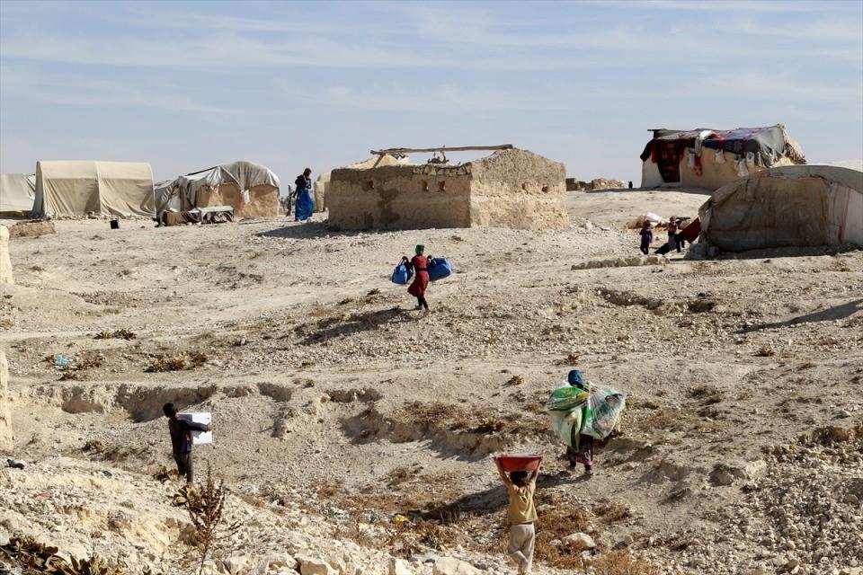 Esed katliamından kaçıp köy kurdular 2