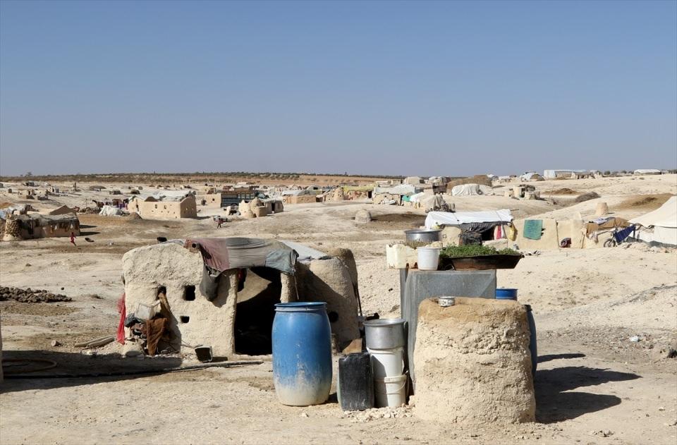 Esed katliamından kaçıp köy kurdular 7