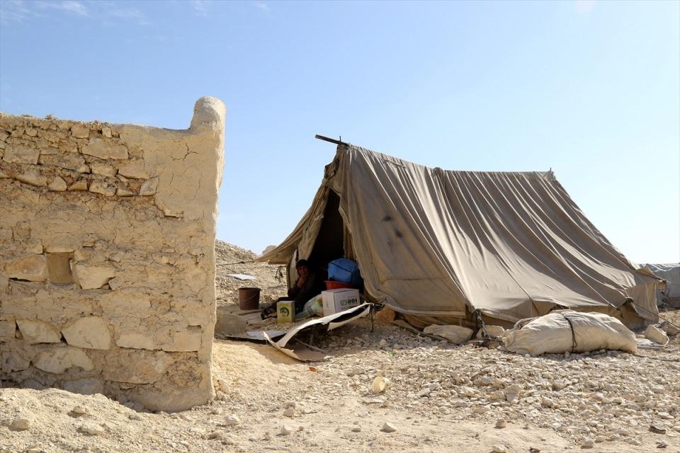 Esed katliamından kaçıp köy kurdular 8