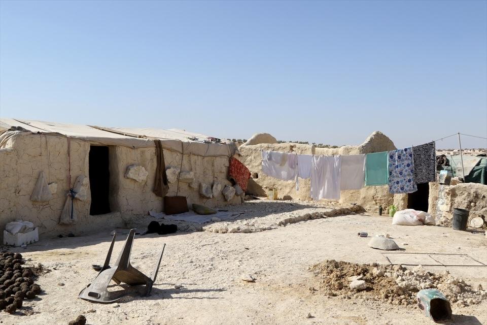 Esed katliamından kaçıp köy kurdular 9