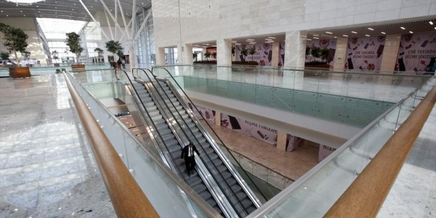 YHT Garı 29 Ekim'de açılacak