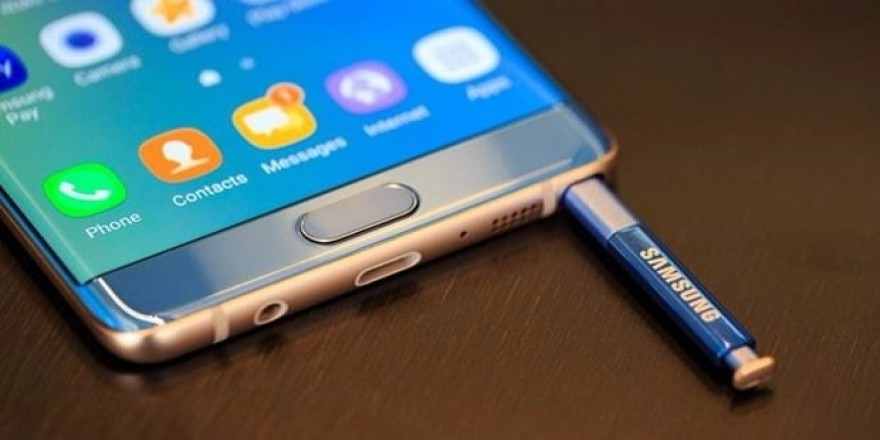 Samsung Galaxy Note 8'in özellikleri sızdı