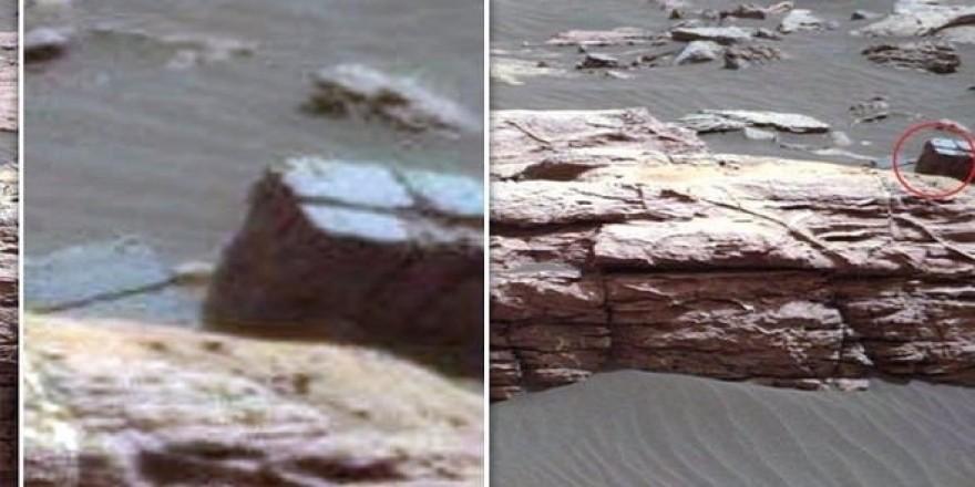 NASA'nın aracı Dünya'ya o fotoğrafları gönderdi!