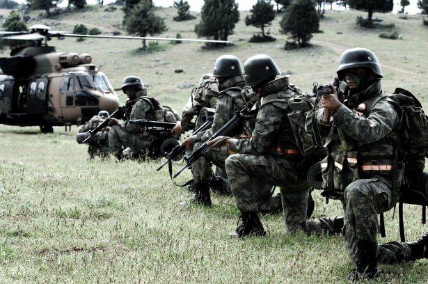 Dünyanın en güçlü 35 ordusu 1