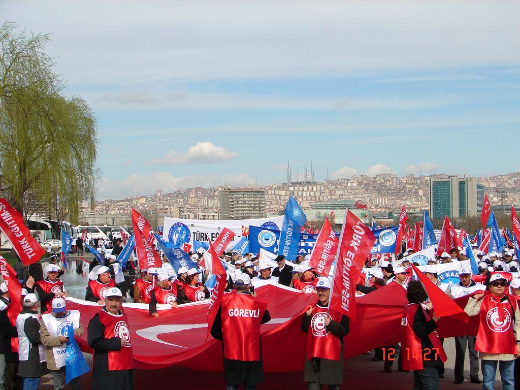 Türk Eğitim-Sen 13 Mart Mitingi 1