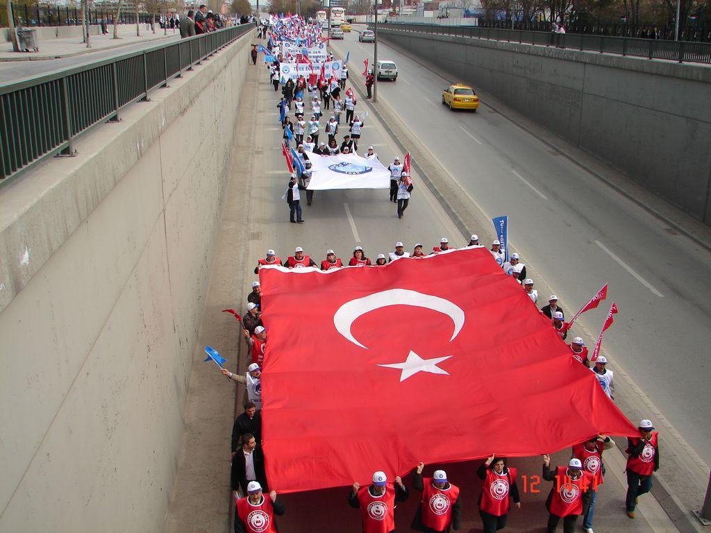 Türk Eğitim-Sen 13 Mart Mitingi 10