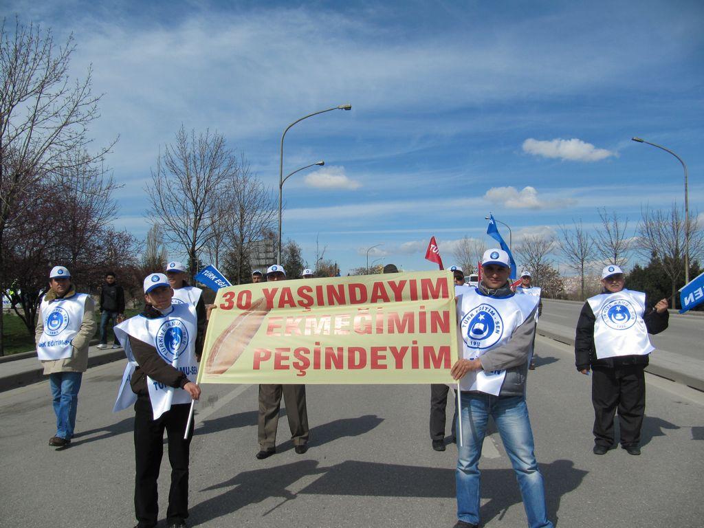 Türk Eğitim-Sen 13 Mart Mitingi 11