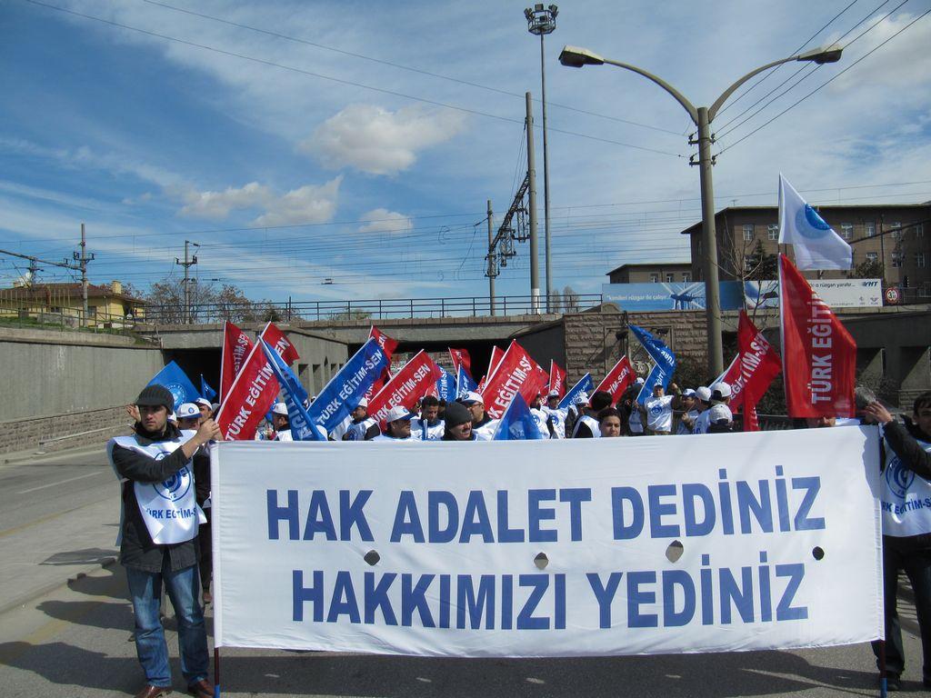 Türk Eğitim-Sen 13 Mart Mitingi 12
