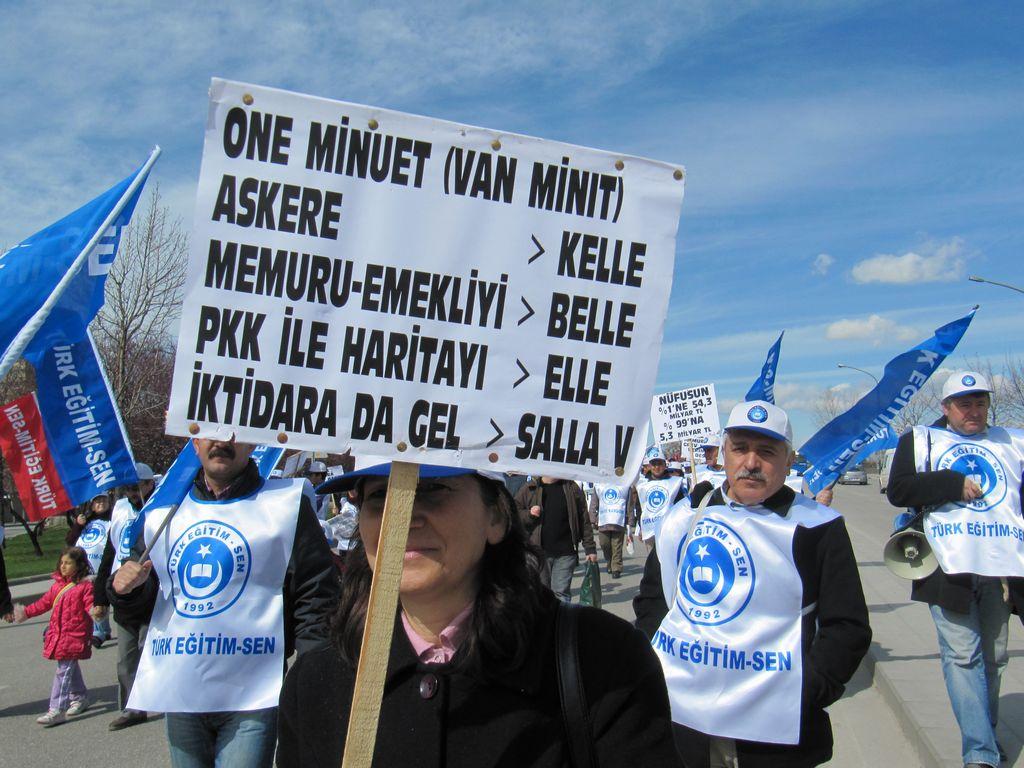 Türk Eğitim-Sen 13 Mart Mitingi 16