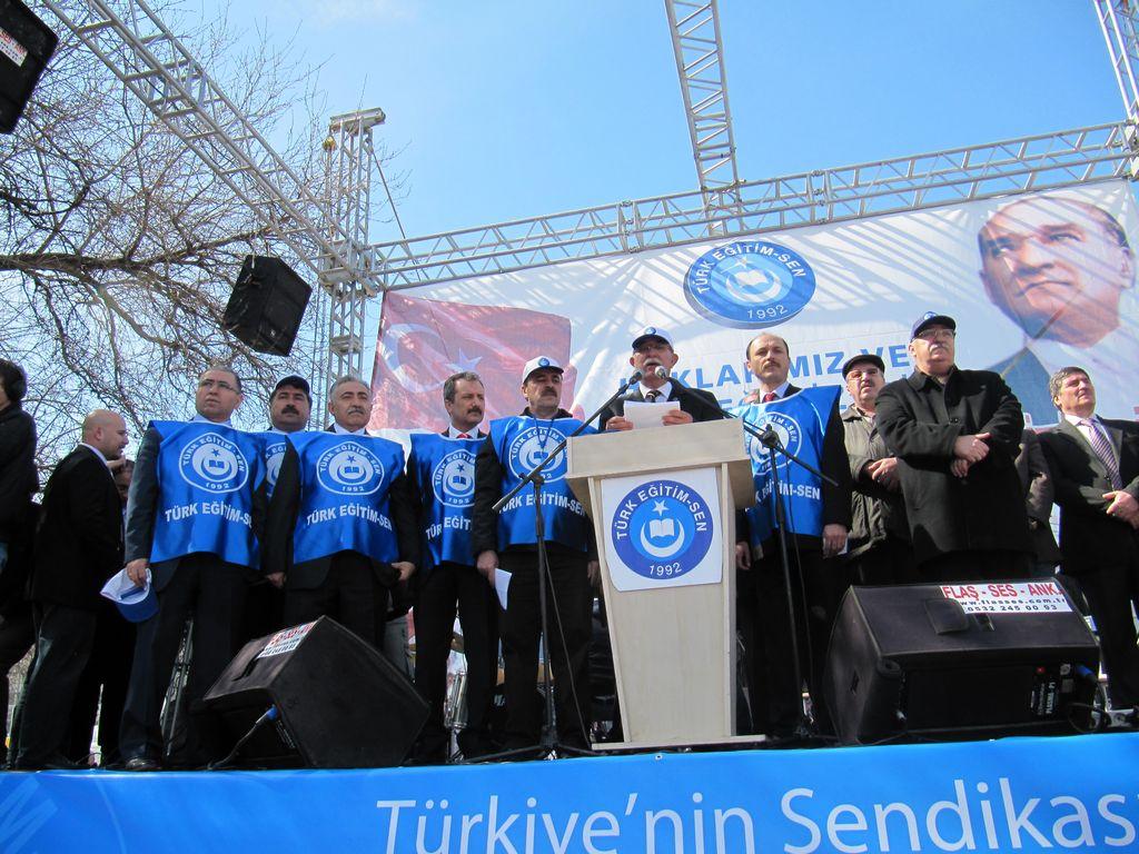 Türk Eğitim-Sen 13 Mart Mitingi 19