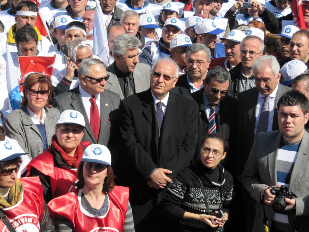 Türk Eğitim-Sen 13 Mart Mitingi 21