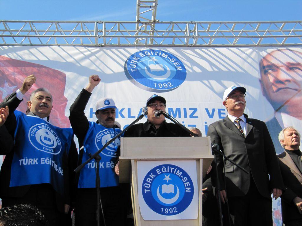 Türk Eğitim-Sen 13 Mart Mitingi 22