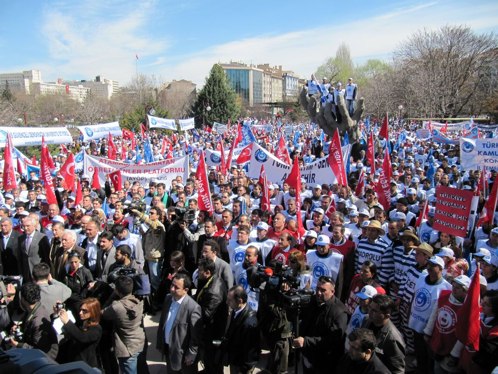 Türk Eğitim-Sen 13 Mart Mitingi 23