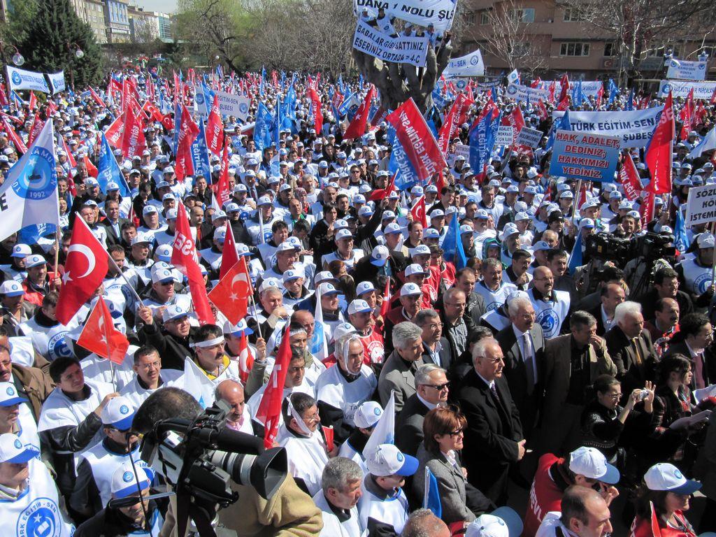 Türk Eğitim-Sen 13 Mart Mitingi 27