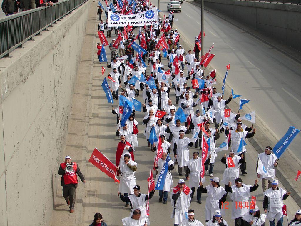 Türk Eğitim-Sen 13 Mart Mitingi 4