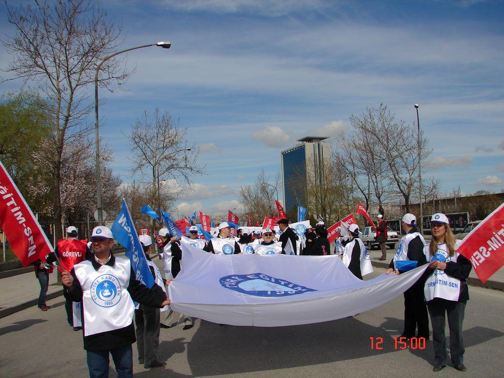 Türk Eğitim-Sen 13 Mart Mitingi 8