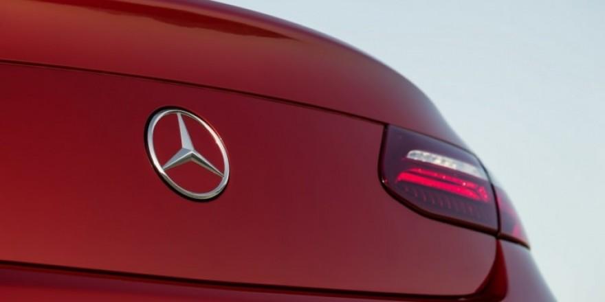 Yeni Mercedes E Serisi Coupe ortaya çıktı!