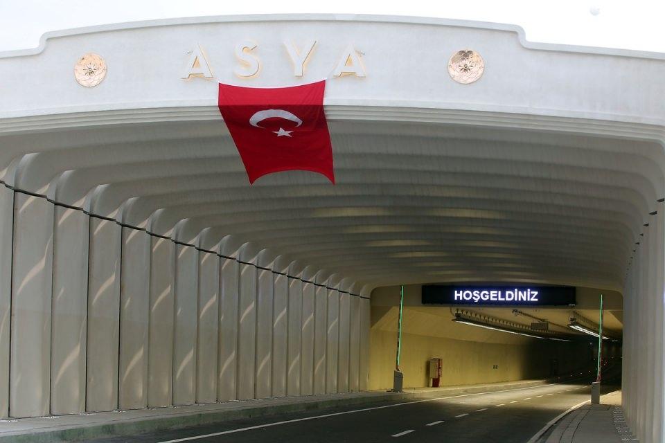 Avrasya Tüneli açılıyor 1