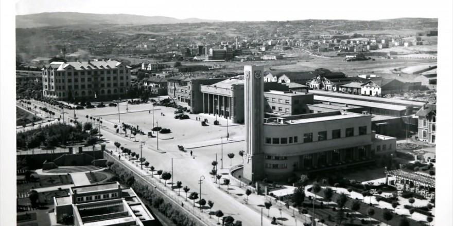 BYEGM arşivinden 1930-1960'lı yıllarında Ankara