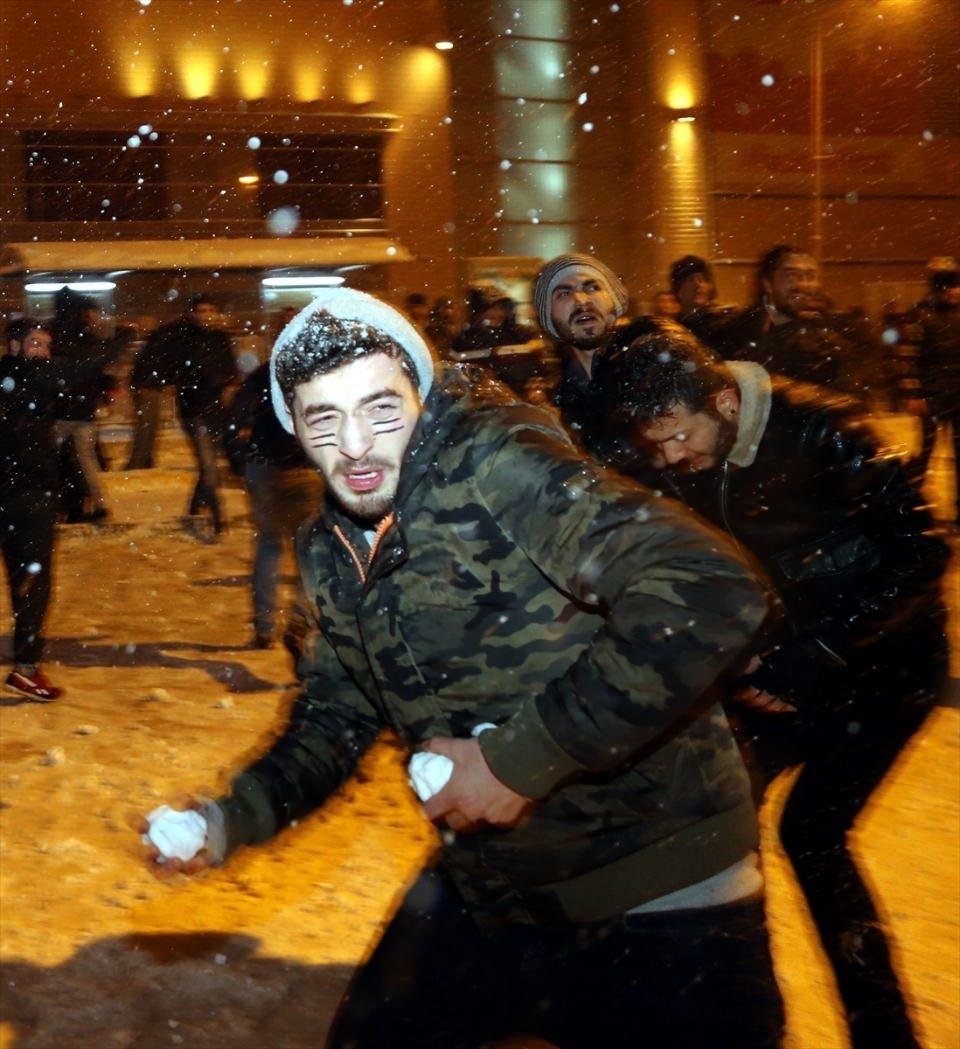 Türkiye'den muhteşem kar manzaraları 49