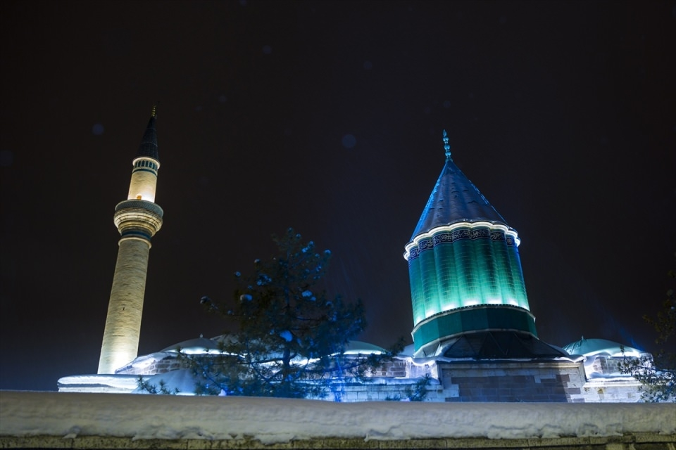 Türkiye'den muhteşem kar manzaraları 59