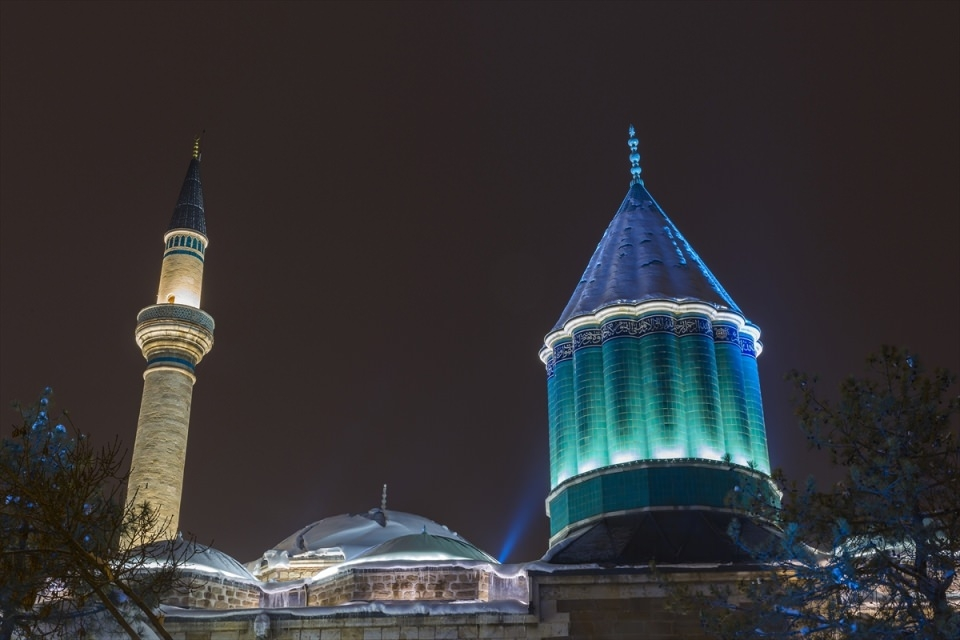 Türkiye'den muhteşem kar manzaraları 60